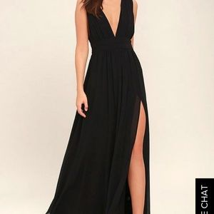 Lulus medium maxi dress!